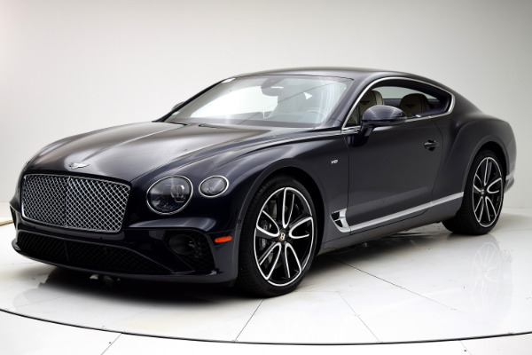 New 2020 Bentley Continental GT V8 Coupe for sale Sold at F.C. Kerbeck Lamborghini Palmyra N.J. in Palmyra NJ 08065 2