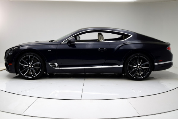 New 2020 Bentley Continental GT V8 Coupe for sale Sold at F.C. Kerbeck Lamborghini Palmyra N.J. in Palmyra NJ 08065 3