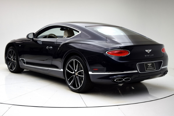 New 2020 Bentley Continental GT V8 Coupe for sale Sold at F.C. Kerbeck Lamborghini Palmyra N.J. in Palmyra NJ 08065 4
