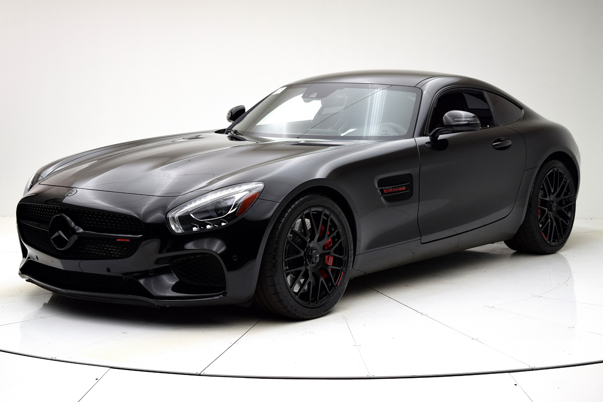 Used 2016 Mercedes-Benz AMG GT S for sale $85,880 at F.C. Kerbeck Lamborghini Palmyra N.J. in Palmyra NJ 08065 2