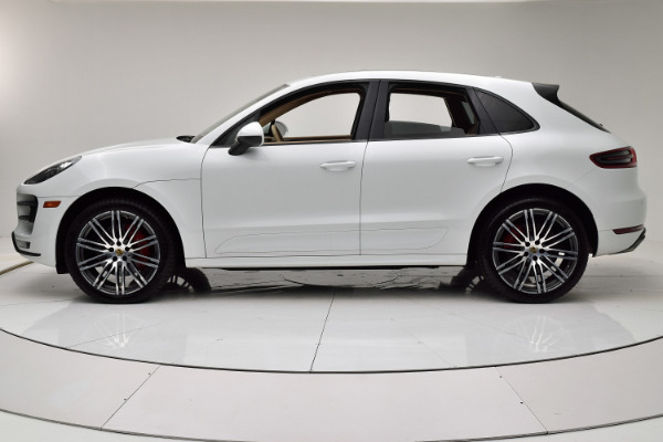 Used 2015 Porsche Macan Turbo for sale $48,880 at F.C. Kerbeck Lamborghini Palmyra N.J. in Palmyra NJ 08065 3