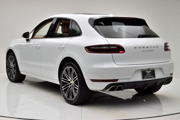 Used 2015 Porsche Macan Turbo for sale $48,880 at F.C. Kerbeck Lamborghini Palmyra N.J. in Palmyra NJ 08065 4