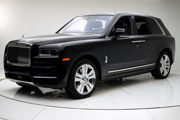 New New 2020 Rolls-Royce Cullinan for sale $362,800 at F.C. Kerbeck Lamborghini Palmyra N.J. in Palmyra NJ