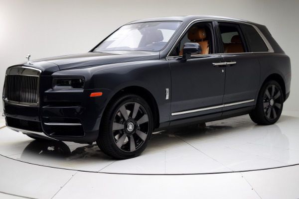 New New 2020 Rolls-Royce Cullinan for sale $355,675 at F.C. Kerbeck Lamborghini Palmyra N.J. in Palmyra NJ