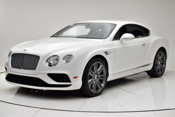 Used 2016 Bentley Continental GT V8 for sale $139,880 at F.C. Kerbeck Lamborghini Palmyra N.J. in Palmyra NJ 08065 2