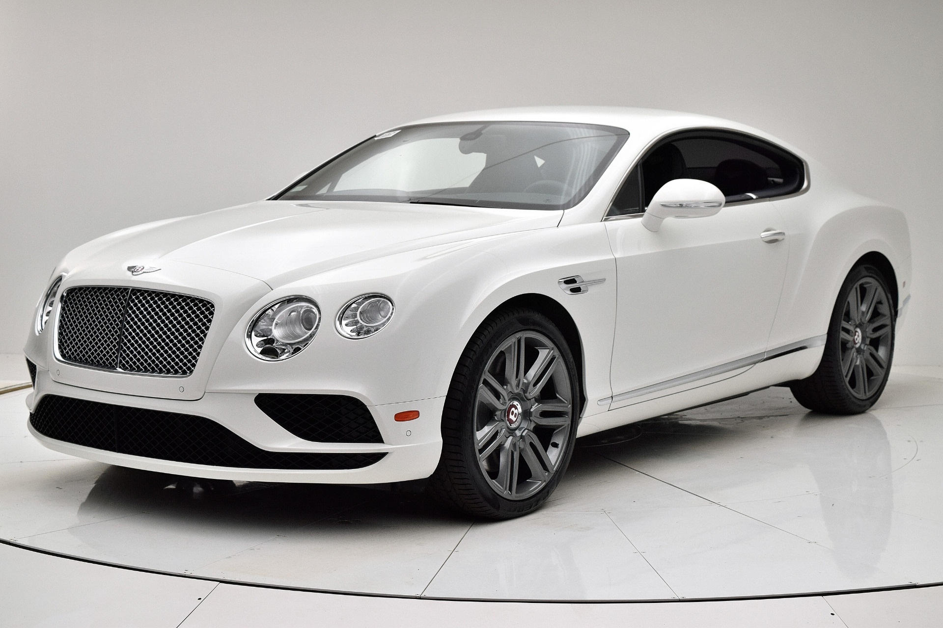 Used 2016 Bentley Continental GT V8 Coupe for sale $132,880 at F.C. Kerbeck Lamborghini Palmyra N.J. in Palmyra NJ 08065 2