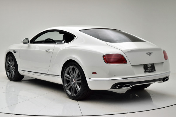 Used 2016 Bentley Continental GT V8 Coupe for sale $132,880 at F.C. Kerbeck Lamborghini Palmyra N.J. in Palmyra NJ 08065 4