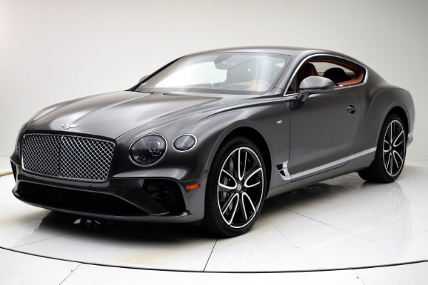 New New 2020 Bentley Continental GT V8 Coupe for sale Call for price at F.C. Kerbeck Lamborghini Palmyra N.J. in Palmyra NJ