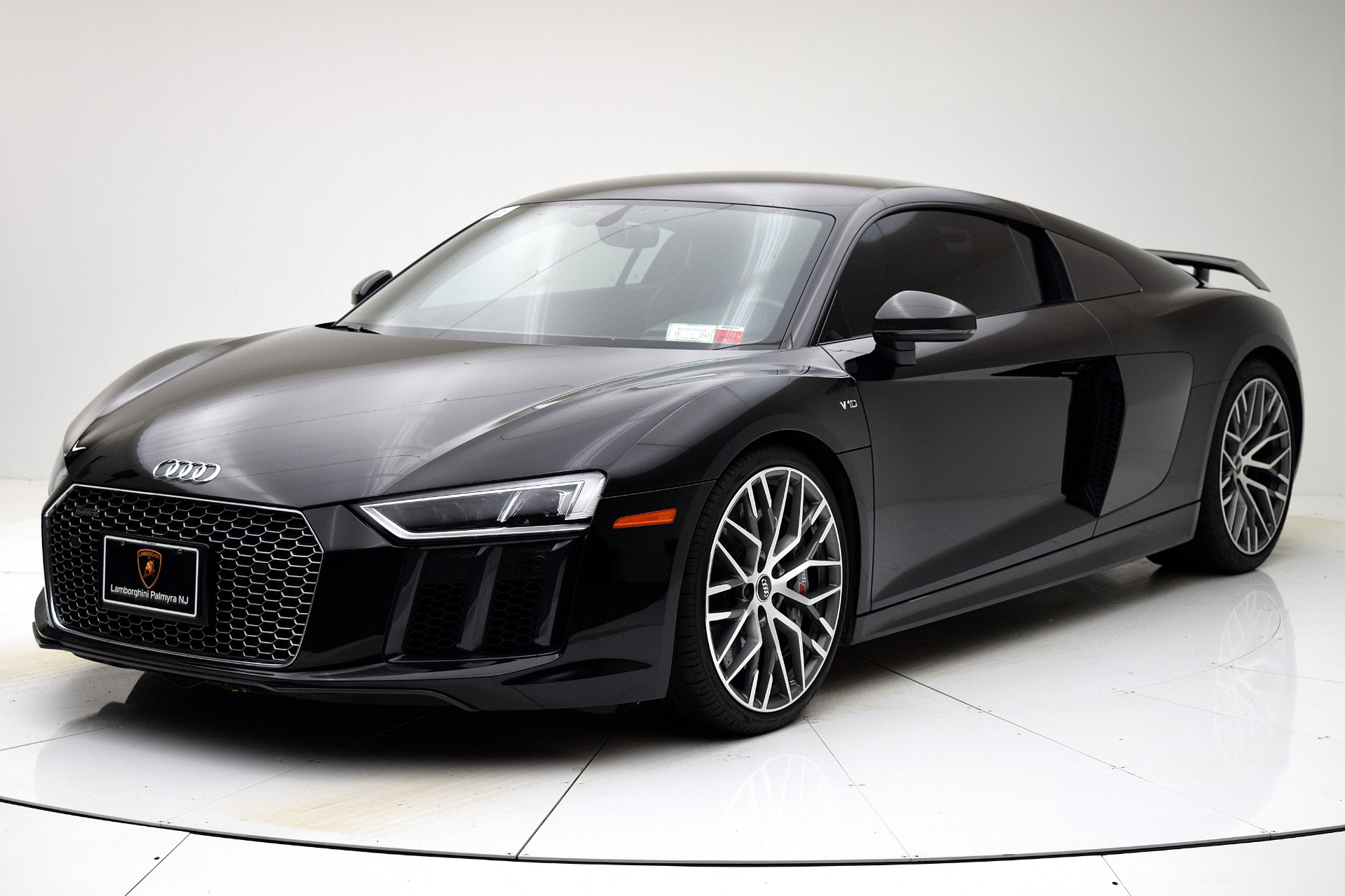 Used 2017 Audi R8 Coupe V10 plus for sale $135,880 at F.C. Kerbeck Lamborghini Palmyra N.J. in Palmyra NJ 08065 2
