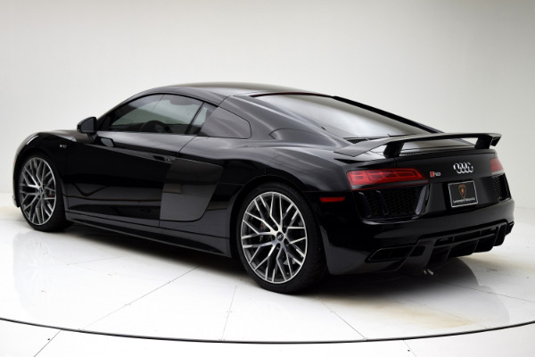 Used 2017 Audi R8 Coupe V10 plus for sale $135,880 at F.C. Kerbeck Lamborghini Palmyra N.J. in Palmyra NJ 08065 4