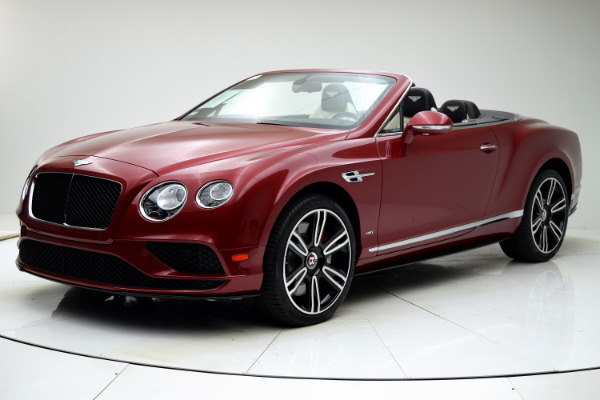 Used Used 2016 Bentley Continental GT V8 S Convertible for sale <s>$260,830</s> | <span style='color: red;'>$145,880</span> at F.C. Kerbeck Lamborghini Palmyra N.J. in Palmyra NJ