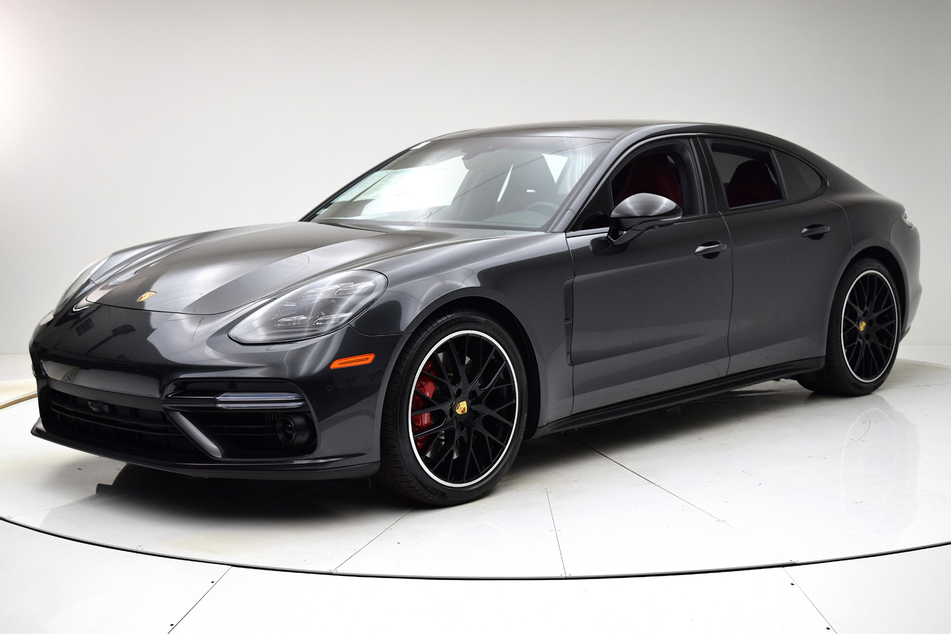 Used 2017 Porsche Panamera Turbo for sale $107,880 at F.C. Kerbeck Lamborghini Palmyra N.J. in Palmyra NJ 08065 2