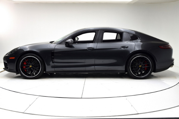 Used 2017 Porsche Panamera Turbo for sale $107,880 at F.C. Kerbeck Lamborghini Palmyra N.J. in Palmyra NJ 08065 3
