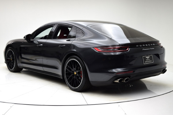 Used 2017 Porsche Panamera Turbo for sale $107,880 at F.C. Kerbeck Lamborghini Palmyra N.J. in Palmyra NJ 08065 4