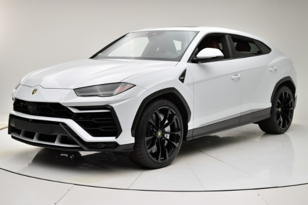 New 2020 Lamborghini Urus for sale Sold at F.C. Kerbeck Lamborghini Palmyra N.J. in Palmyra NJ 08065 2