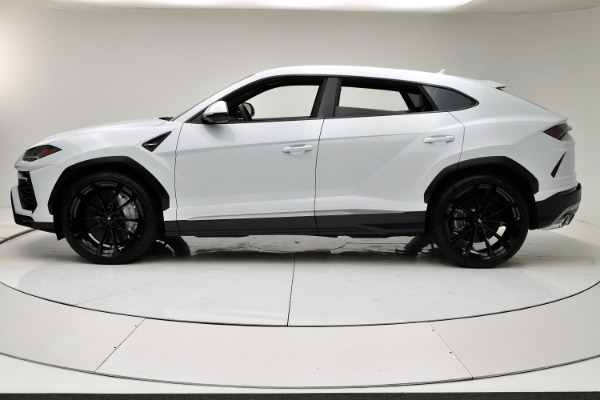 New 2020 Lamborghini Urus for sale Sold at F.C. Kerbeck Lamborghini Palmyra N.J. in Palmyra NJ 08065 3