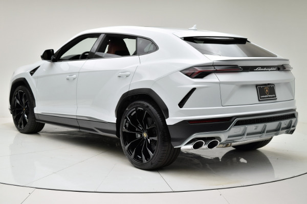 New 2020 Lamborghini Urus for sale Sold at F.C. Kerbeck Lamborghini Palmyra N.J. in Palmyra NJ 08065 4