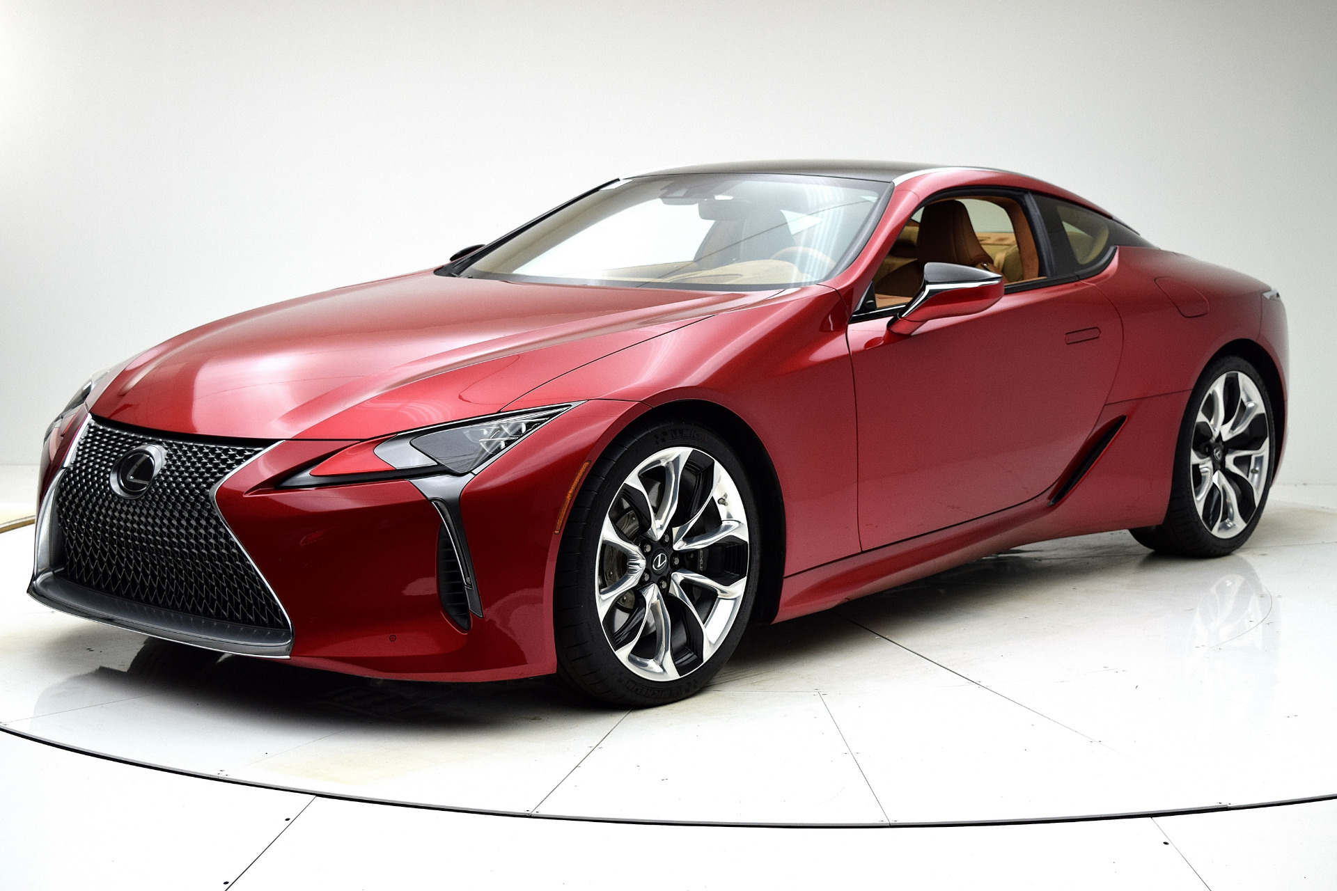 Used 2018 Lexus LC LC 500 for sale Sold at F.C. Kerbeck Lamborghini Palmyra N.J. in Palmyra NJ 08065 2