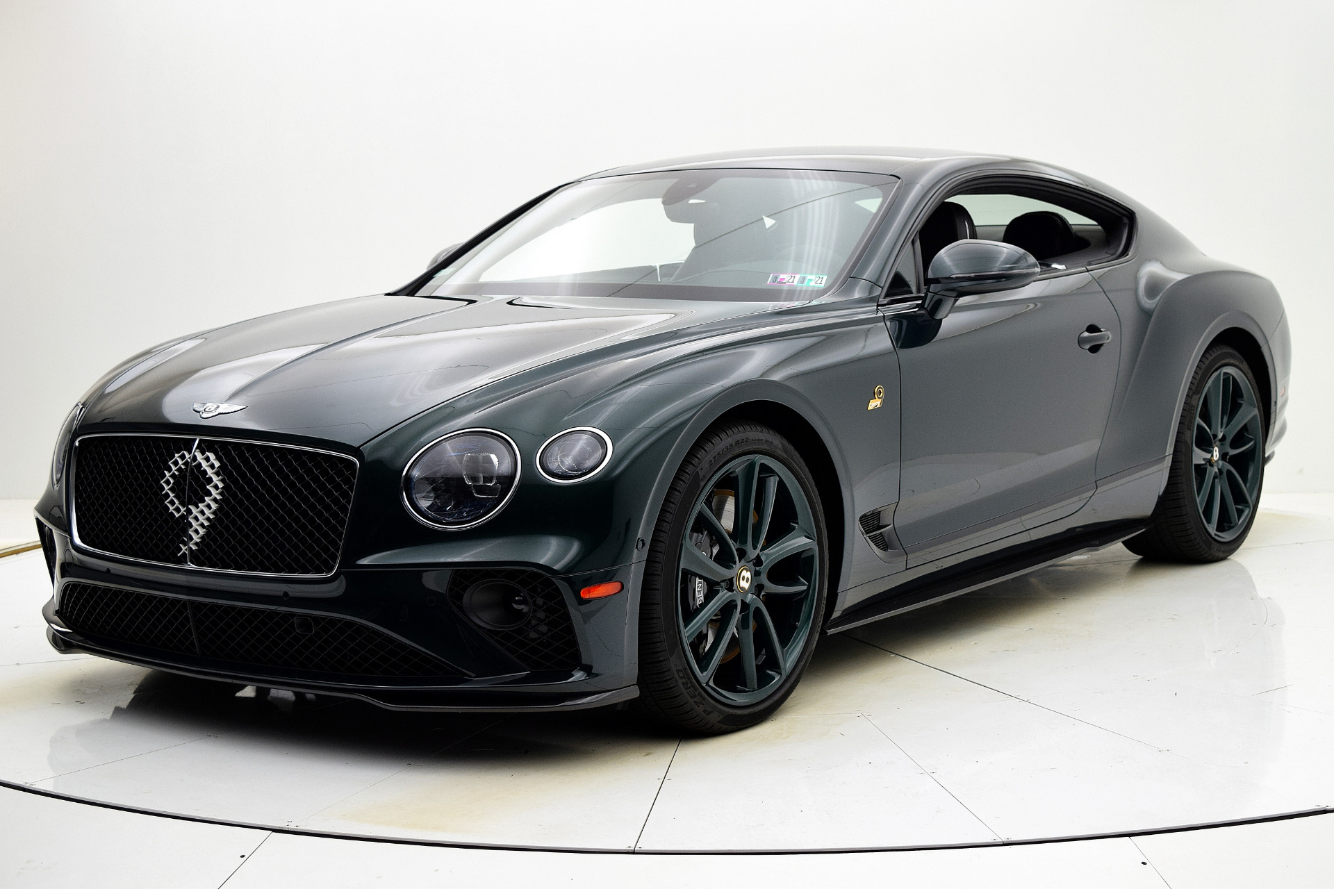 Used 2020 Bentley Continental GT Number 9 Edition for sale Call for price at F.C. Kerbeck Lamborghini Palmyra N.J. in Palmyra NJ 08065 2