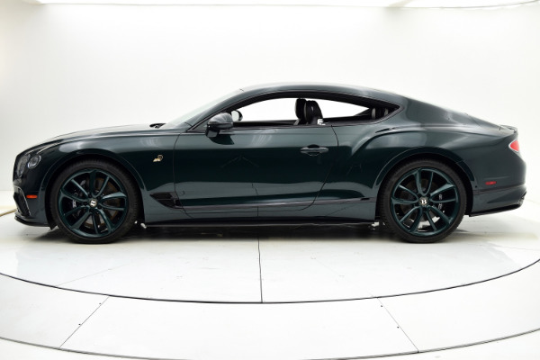 Used 2020 Bentley Continental GT Number 9 Edition for sale Call for price at F.C. Kerbeck Lamborghini Palmyra N.J. in Palmyra NJ 08065 3