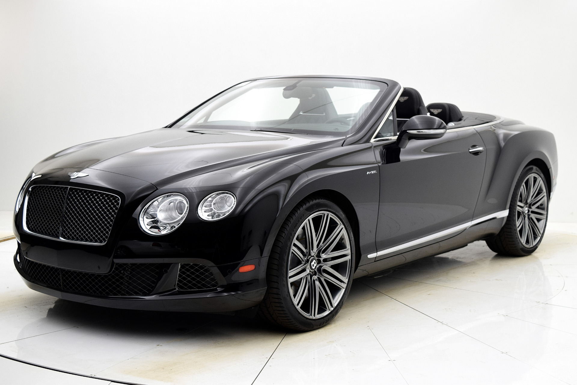 Used 2014 Bentley Continental GT Speed Convertible for sale $109,880 at F.C. Kerbeck Lamborghini Palmyra N.J. in Palmyra NJ 08065 2