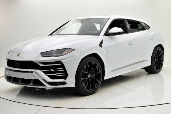 New New 2020 Lamborghini Urus for sale $240,996 at F.C. Kerbeck Lamborghini Palmyra N.J. in Palmyra NJ