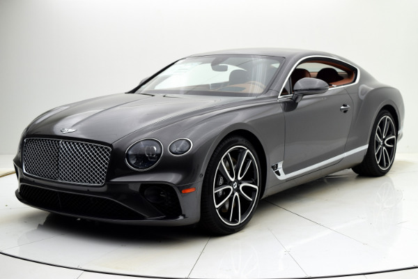 New New 2020 Bentley Continental GT W12 Coupe for sale $262,855 at F.C. Kerbeck Lamborghini Palmyra N.J. in Palmyra NJ