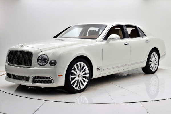 New New 2020 Bentley Mulsanne for sale $371,245 at F.C. Kerbeck Lamborghini Palmyra N.J. in Palmyra NJ