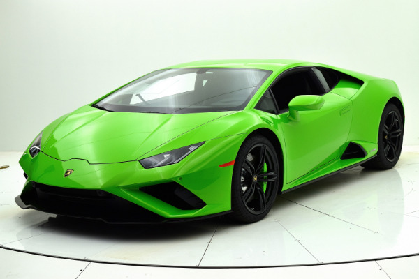 New New 2020 Lamborghini Huracan EVO Coupe RWD for sale $245,216 at F.C. Kerbeck Lamborghini Palmyra N.J. in Palmyra NJ