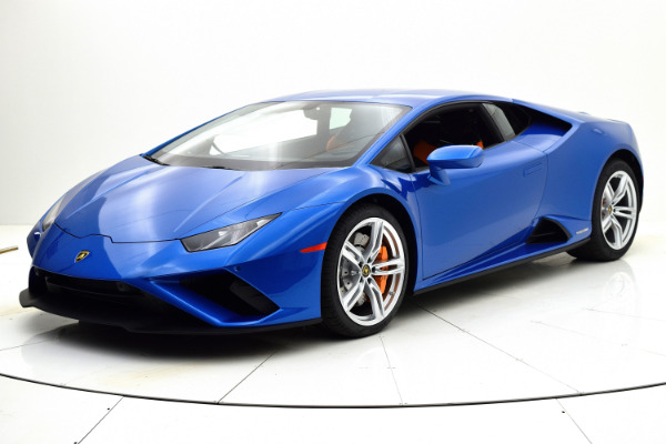 New New 2020 Lamborghini Huracan EVO Coupe RWD for sale $259,416 at F.C. Kerbeck Lamborghini Palmyra N.J. in Palmyra NJ