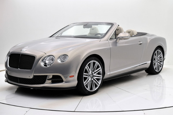 Used Used 2014 Bentley Continental GT Speed Convertible for sale <s>$281,270</s> | <span style='color: red;'>$119,880</span> at F.C. Kerbeck Lamborghini Palmyra N.J. in Palmyra NJ