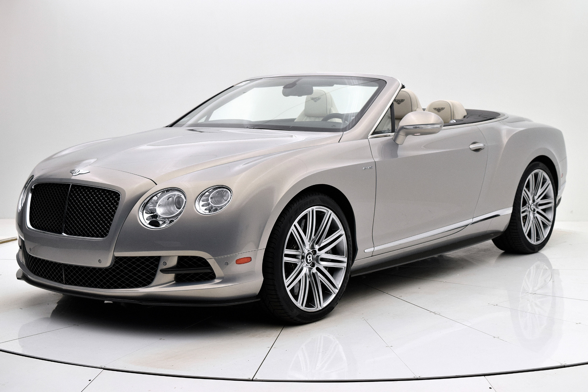 Used 2014 Bentley Continental GT Speed Convertible for sale Sold at F.C. Kerbeck Lamborghini Palmyra N.J. in Palmyra NJ 08065 2