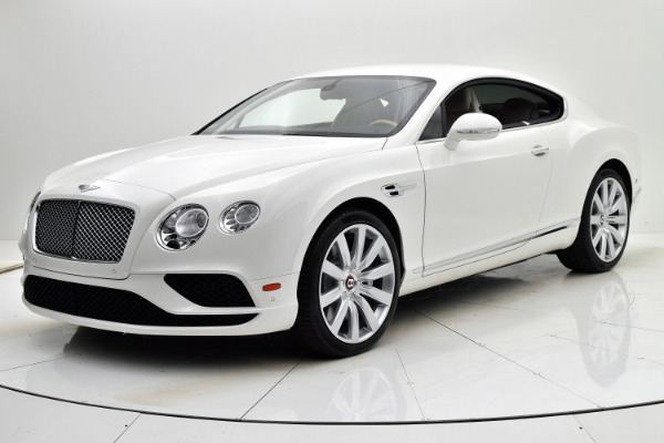 Used 2016 Bentley Continental GT V8 Coupe for sale $134,880 at F.C. Kerbeck Lamborghini Palmyra N.J. in Palmyra NJ 08065 2