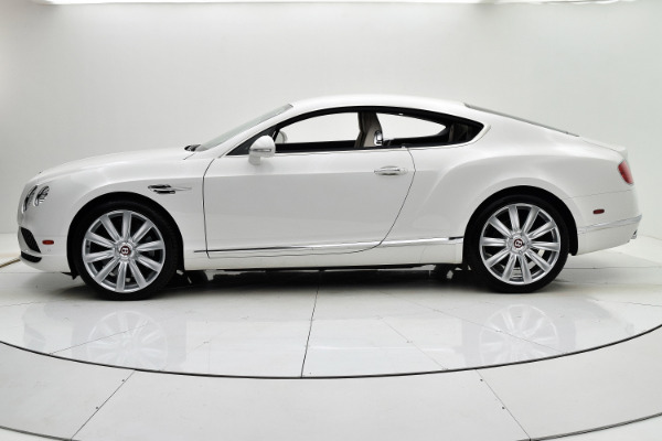 Used 2016 Bentley Continental GT V8 Coupe for sale $134,880 at F.C. Kerbeck Lamborghini Palmyra N.J. in Palmyra NJ 08065 3