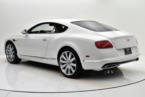 Used 2016 Bentley Continental GT V8 Coupe for sale $134,880 at F.C. Kerbeck Lamborghini Palmyra N.J. in Palmyra NJ 08065 4