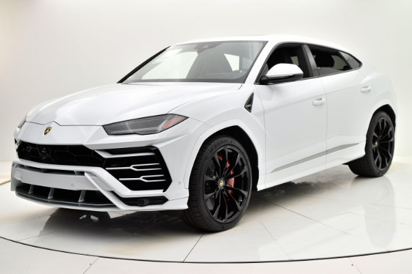 New New 2020 Lamborghini Urus for sale $242,385 at F.C. Kerbeck Lamborghini Palmyra N.J. in Palmyra NJ