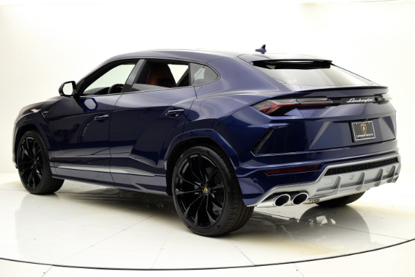 New 2020 Lamborghini Urus for sale $242,514 at F.C. Kerbeck Lamborghini Palmyra N.J. in Palmyra NJ 08065 4