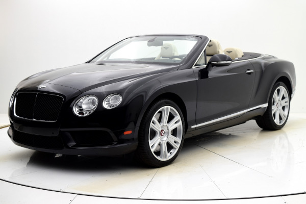 Used Used 2014 Bentley Continental GT V8 Convertible for sale <s>$218,690</s> | <span style='color: red;'>$119,880</span> at F.C. Kerbeck Lamborghini Palmyra N.J. in Palmyra NJ