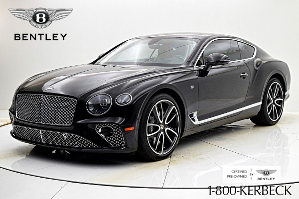 Used 2020 Bentley Continental GT V8 First Edition for sale $234,880 at F.C. Kerbeck Lamborghini Palmyra N.J. in Palmyra NJ 08065 2