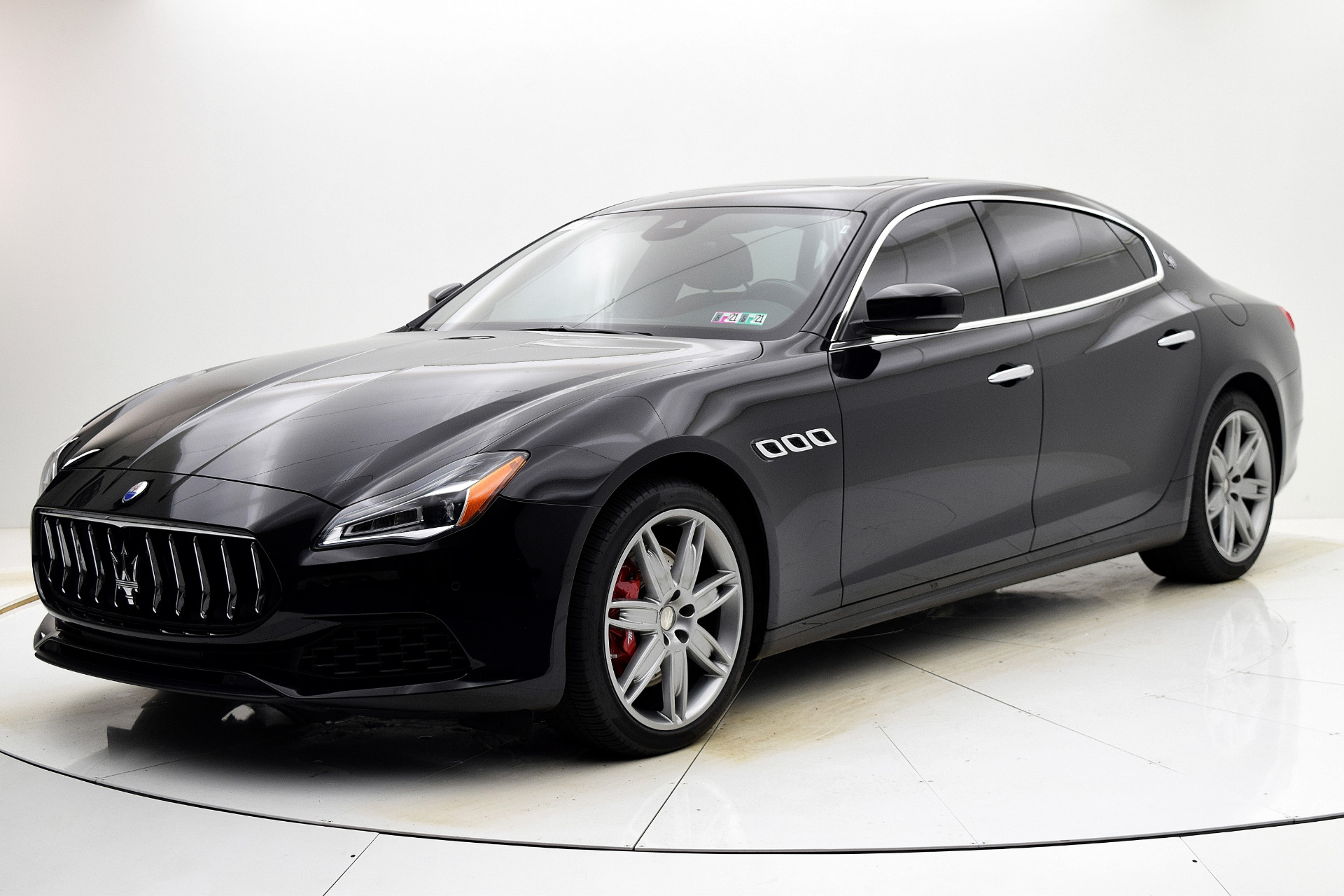 Used 2018 Maserati Quattroporte S Q4 for sale Sold at F.C. Kerbeck Lamborghini Palmyra N.J. in Palmyra NJ 08065 2