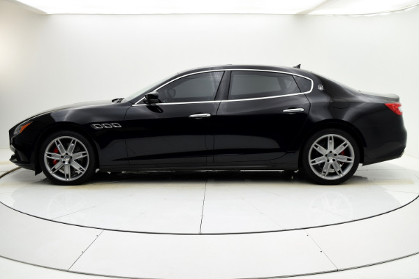 Used 2018 Maserati Quattroporte S Q4 for sale Sold at F.C. Kerbeck Lamborghini Palmyra N.J. in Palmyra NJ 08065 3