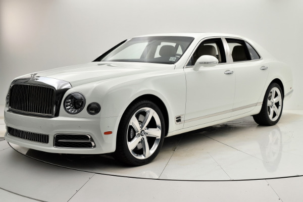 Used Used 2017 Bentley Mulsanne Speed for sale <s>$372,450</s> | <span style='color: red;'>$189,880</span> at F.C. Kerbeck Lamborghini Palmyra N.J. in Palmyra NJ
