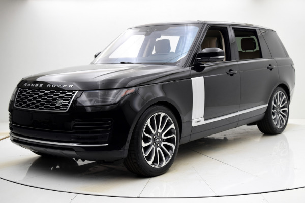 Used Used 2018 Land Rover Range Rover SC for sale <s>$123,103</s> | <span style='color: red;'>$89,880</span> at F.C. Kerbeck Lamborghini Palmyra N.J. in Palmyra NJ