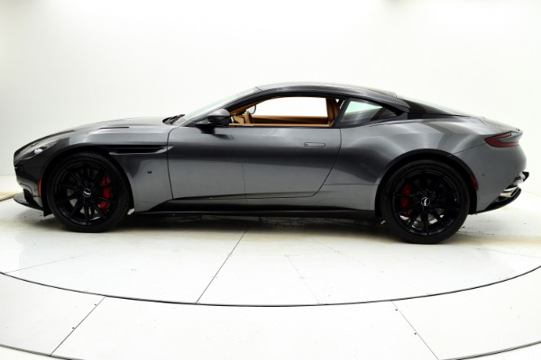 Used 2017 Aston Martin DB11 Coupe Launch Edition for sale Sold at F.C. Kerbeck Lamborghini Palmyra N.J. in Palmyra NJ 08065 3