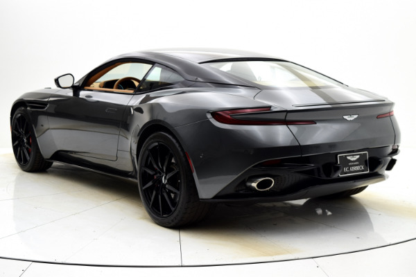 Used 2017 Aston Martin DB11 Coupe Launch Edition for sale Sold at F.C. Kerbeck Lamborghini Palmyra N.J. in Palmyra NJ 08065 4