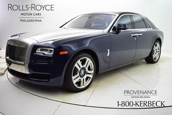Used 2016 Rolls-Royce Ghost for sale Sold at F.C. Kerbeck Lamborghini Palmyra N.J. in Palmyra NJ 08065 2