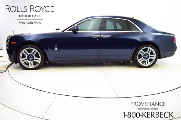 Used 2016 Rolls-Royce Ghost for sale Sold at F.C. Kerbeck Lamborghini Palmyra N.J. in Palmyra NJ 08065 4