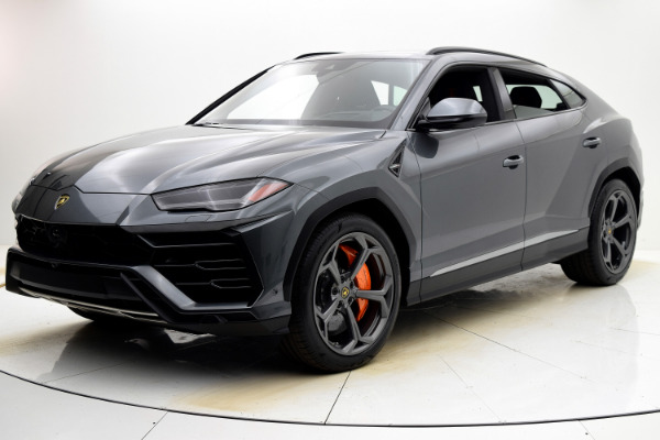 Used 2020 Lamborghini Urus for sale $259,880 at F.C. Kerbeck Lamborghini Palmyra N.J. in Palmyra NJ 08065 2