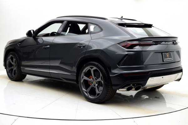 Used 2020 Lamborghini Urus for sale $259,880 at F.C. Kerbeck Lamborghini Palmyra N.J. in Palmyra NJ 08065 4