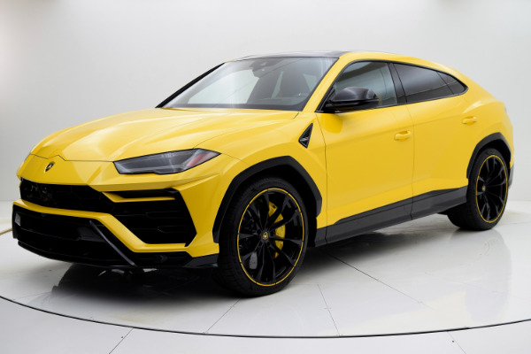 New New 2021 Lamborghini Urus Pearl Capsule for sale Call for price at F.C. Kerbeck Lamborghini Palmyra N.J. in Palmyra NJ